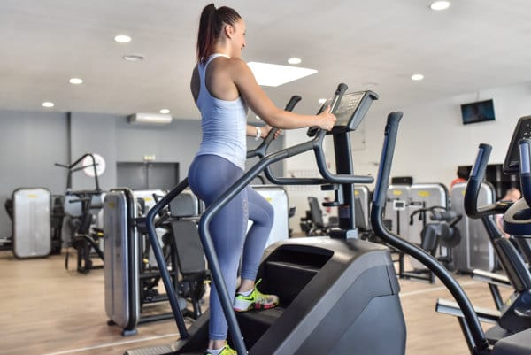 Escalier technogym cardio-training - MyFit Center