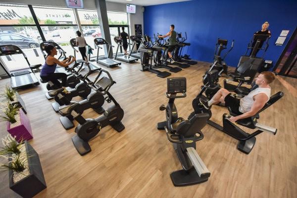 Salles de sport conviviales MyFit Center