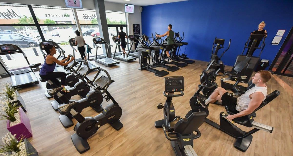 Espace cardio-training à la salle de sport MyFit Center Castelnaudary