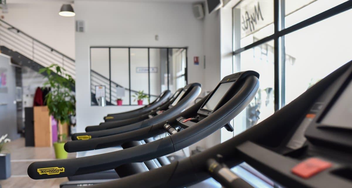 Tapis de course pour le cardio training à la salle de sport MyFit Center Castelnaudary